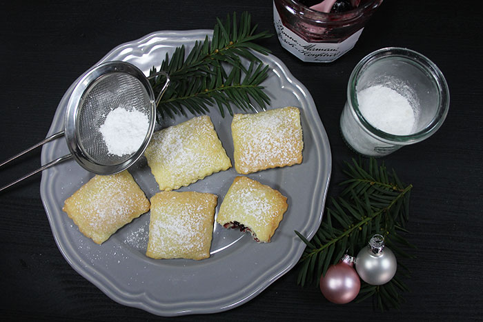 Marmeladenkissen