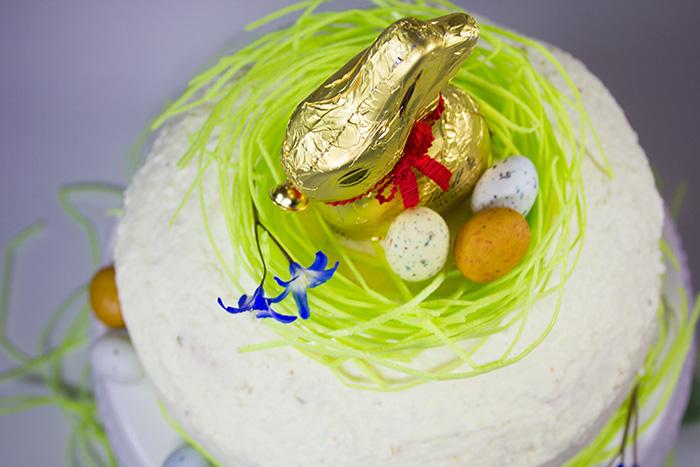 Himbeer-Kokos-Ostertoertchen