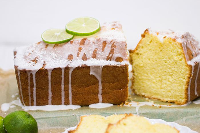 Kokos Limetten Kuchen Rezept Verzuckert Blog De
