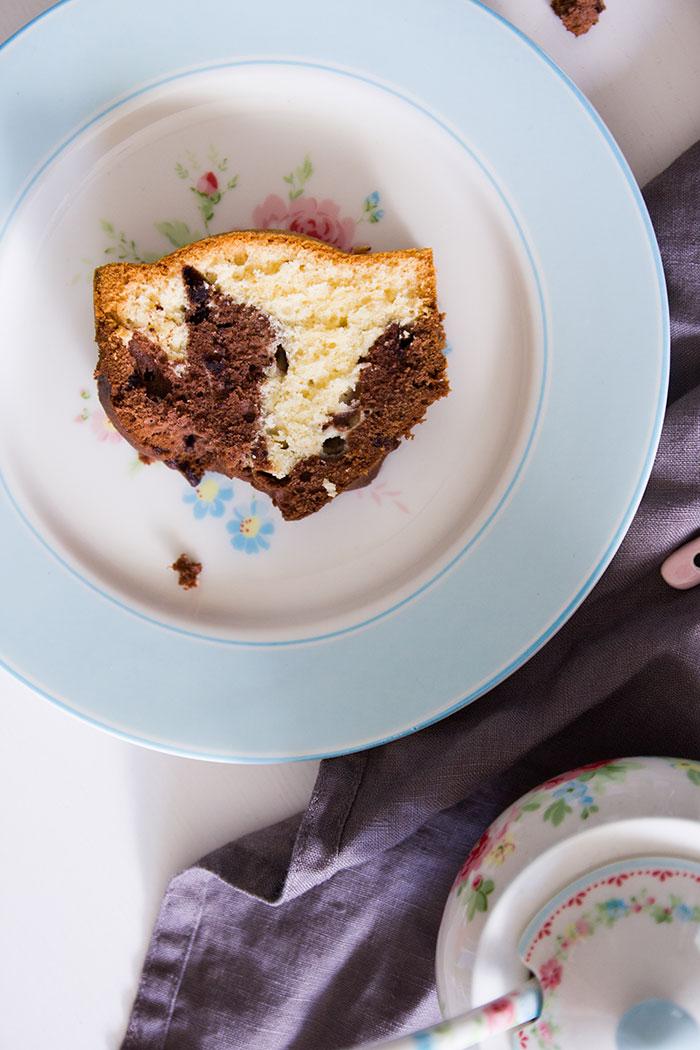 Marmorkuchen Rezept Verzuckert Blog De